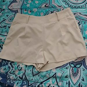 Charlotte Russe Blush Colored Shorts Sz. L